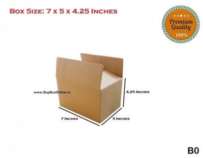 B0 - 7x5x4.25 - Extra Heavy - 3 ply (FREE SHIPPING)