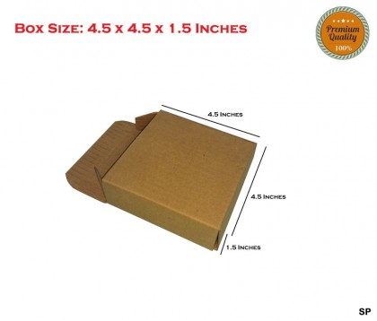 SP - 4.5x4.5x1.5 Extra Heavy - 3 ply (FREE SHIPPING)