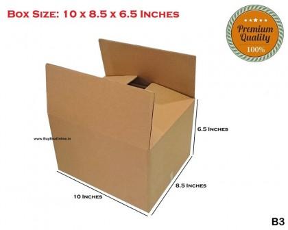 B3 - 10x8.5x6.5 - Extra Heavy - 3 ply (FREE SHIPPING)