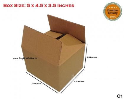 C1 - 5x4.5x3.5 - Extra Heavy - 3 ply (FREE SHIPPING)