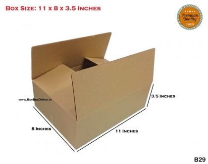 B29 - 11x8x3.5 - Extra Heavy - 3 ply (FREE SHIPPING)